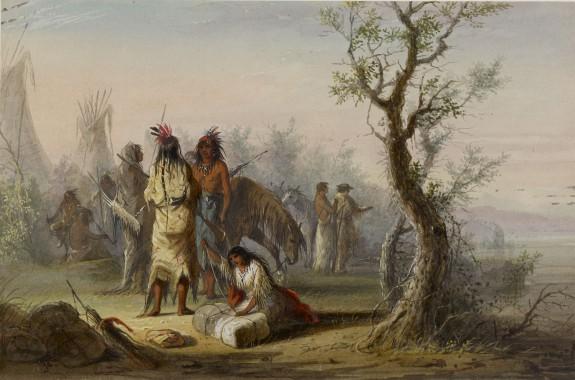 An Indian Camp