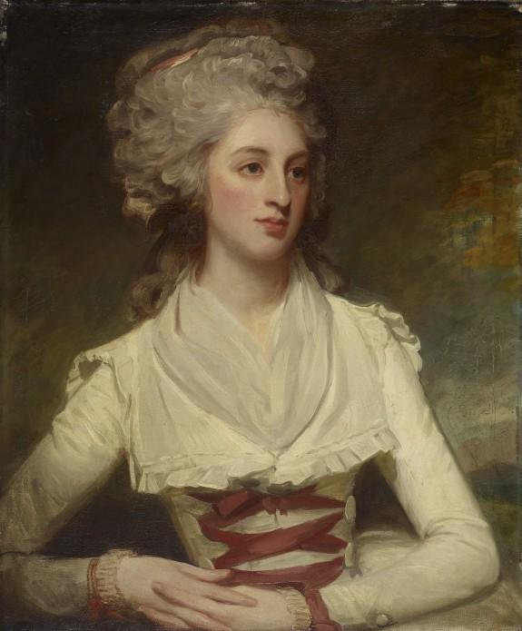 Portrait of Miss Matilda Lockwood