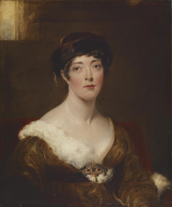 The Marchioness of Sutherland