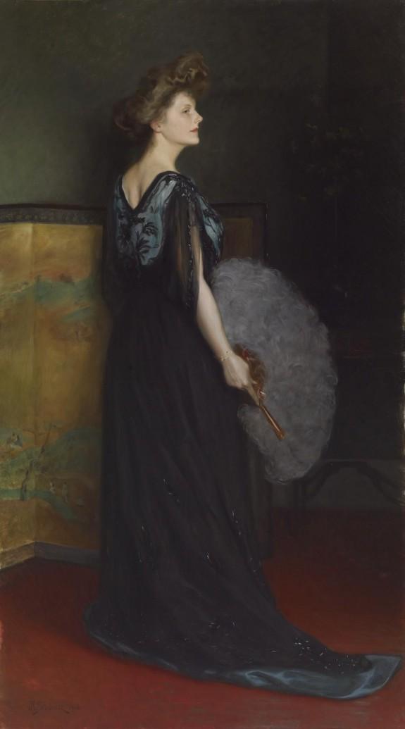 Portrait of Mrs. Francis Stanton Blake (Eugenia White Blake)