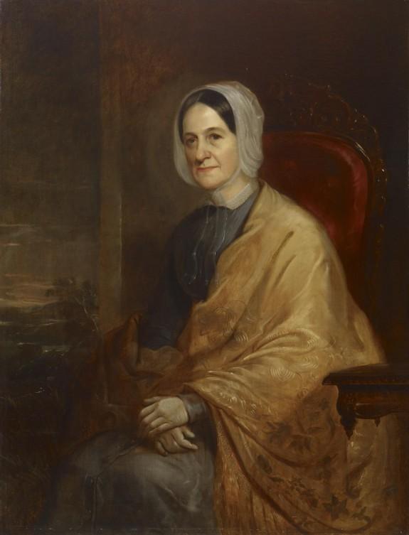 Mrs. Jesse Hare (Catherine H. Welch)
