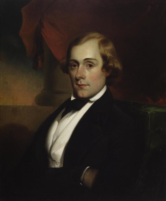 Portrait of William Herald Heald