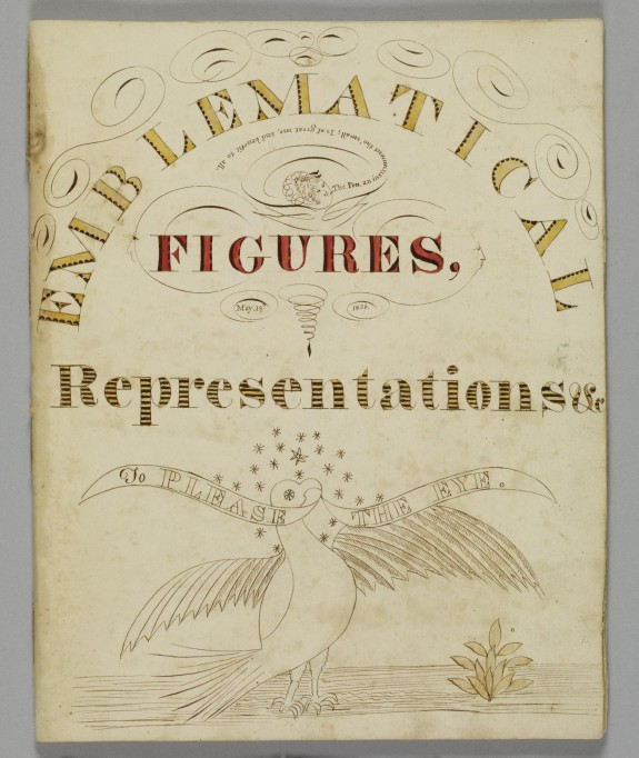 Emblematical Figures, Representations and Etc. to Please the Eye