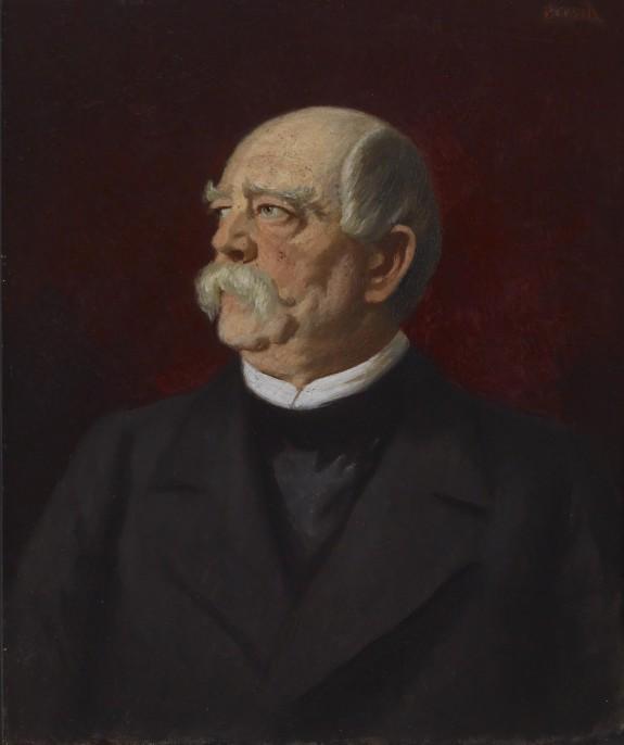 Portrait of Bismark