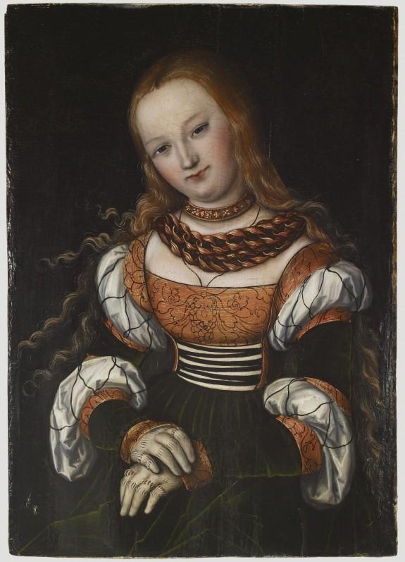 Mary Magdalene (?)