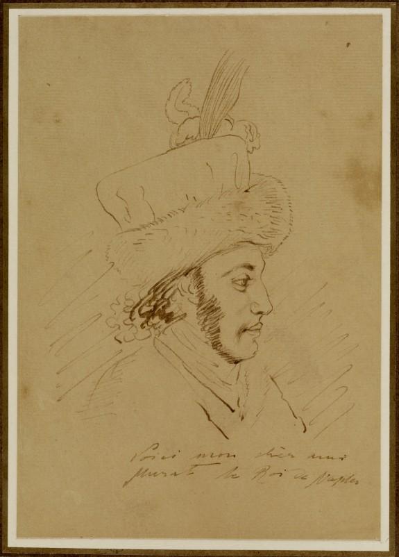 Portrait of Joachim Murat, King of Naples