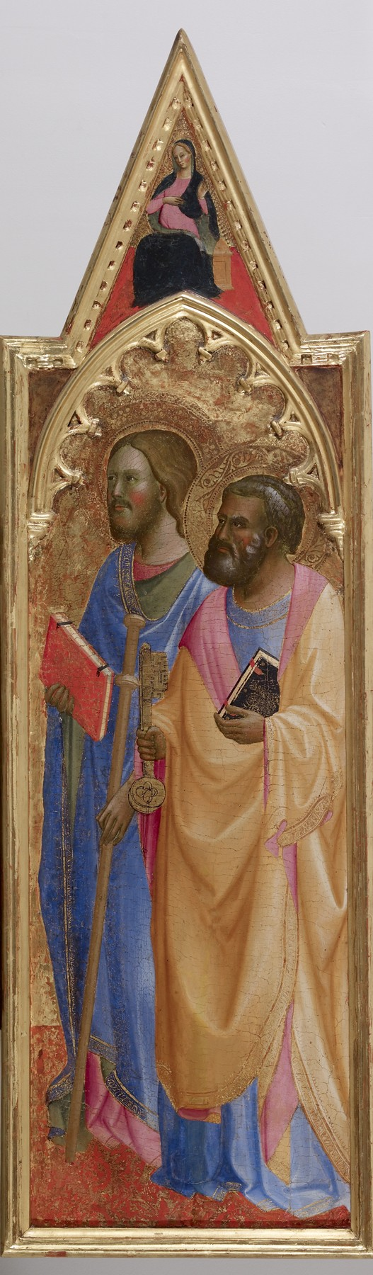 Saint James the Greater and Saint Peter