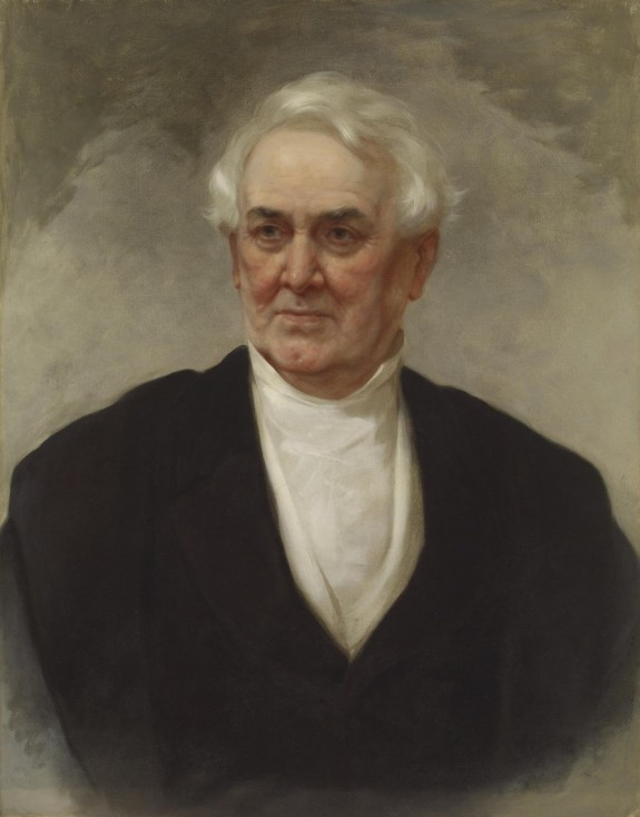 Portrait of William Wilson Corcoran (1798-1888)