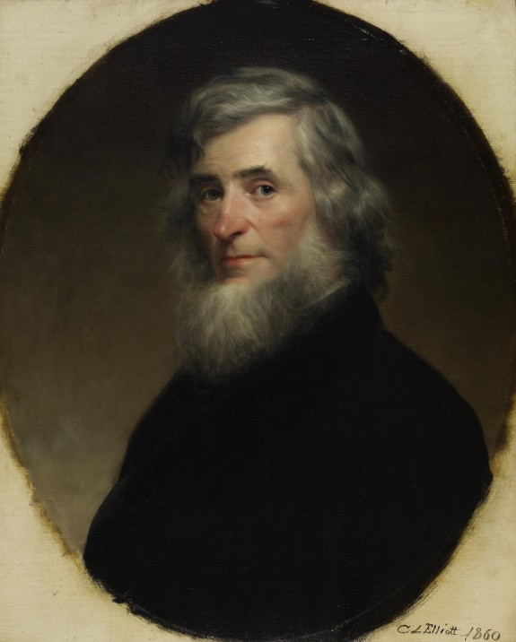 Portrait of Asher B. Durand