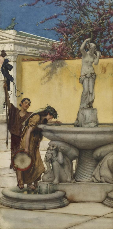'Twixt Venus and Bacchus