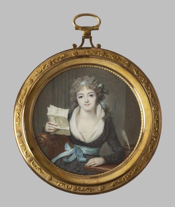 Mademoiselle de Montbrizon