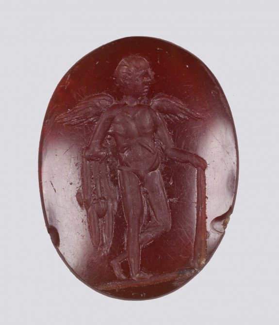 Intaglio with Eros