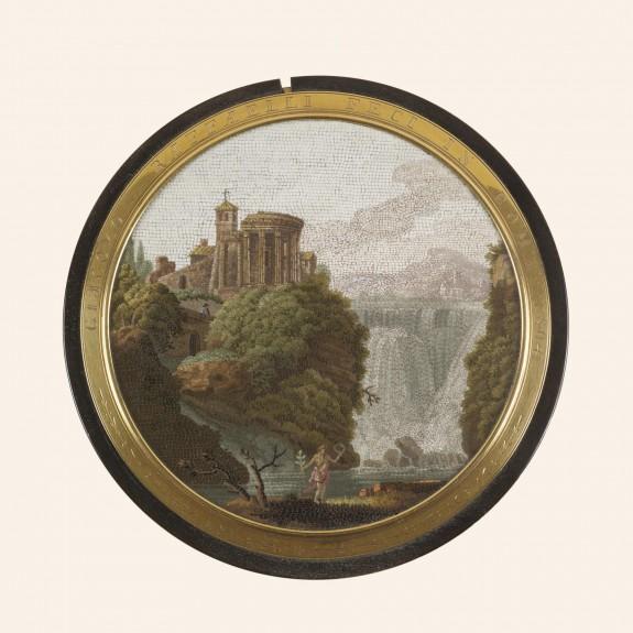 Box with a View of Tivoli