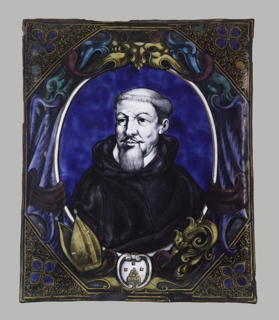 Portrait of a Benedictine Abbot