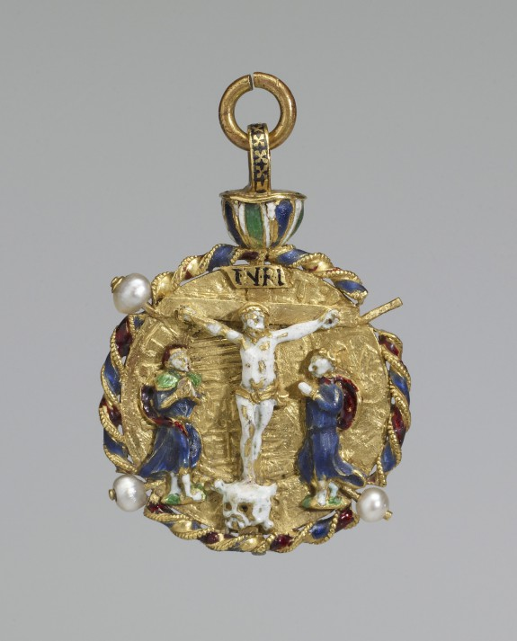 Pendant with the Crucifixion