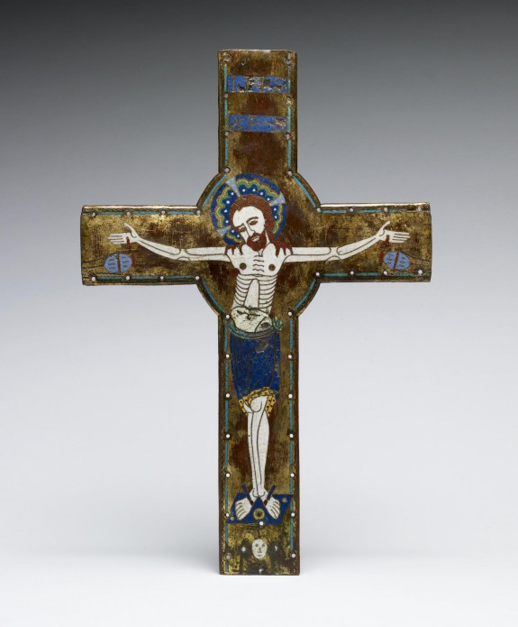 Processional or Altar Cross from the Abbey of Grandmont