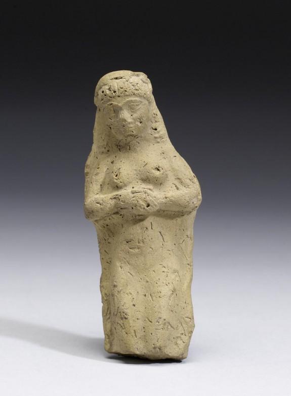 Female Mesopotamian Figure