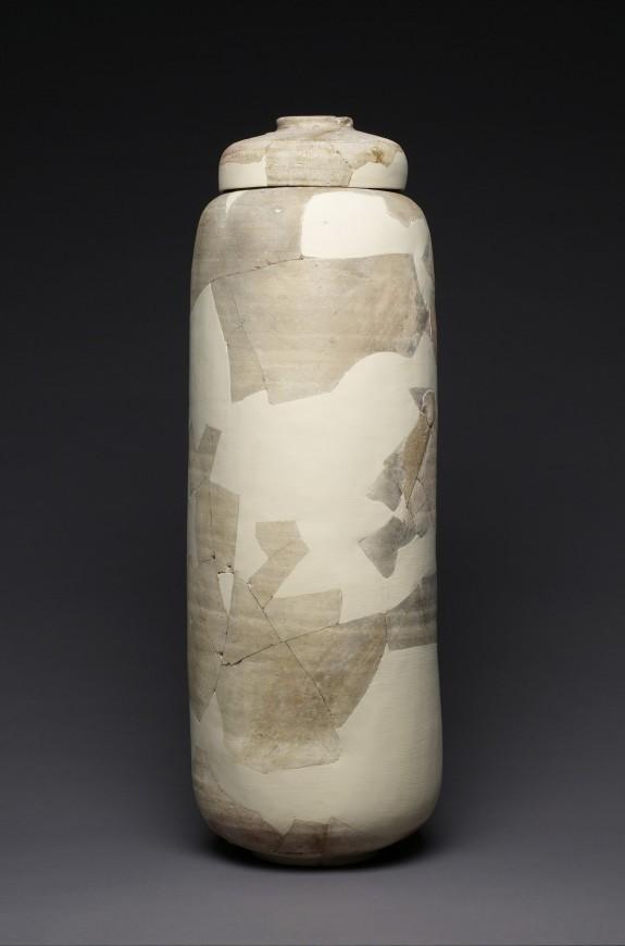 Scroll Jar with Lid