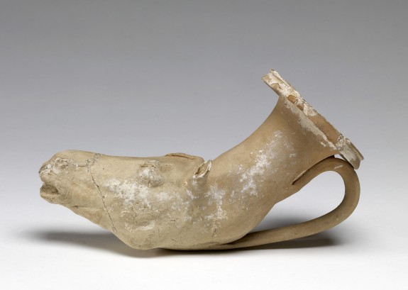 Rhyton in the Form of a Horse's Head