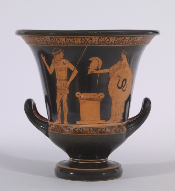 Calyx Krater with a Departure Scene