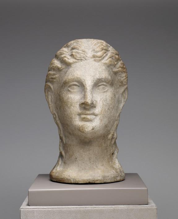 Female Votive Head