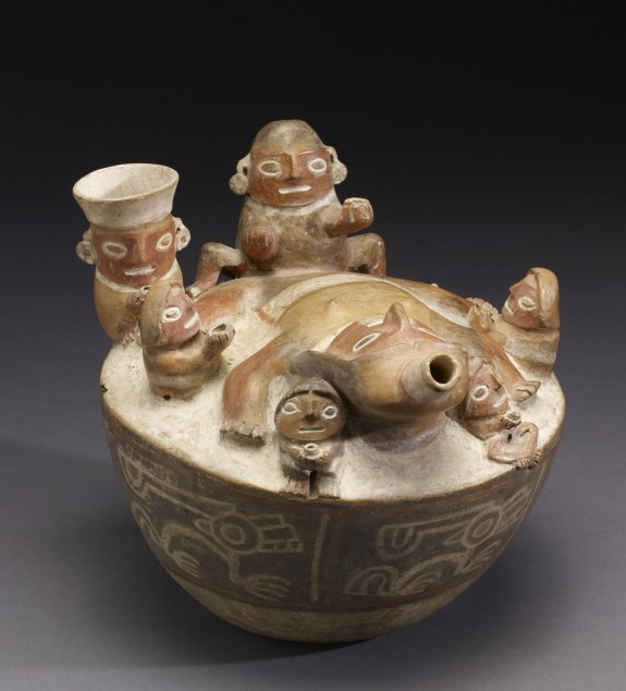 Fertility Scene Vessel