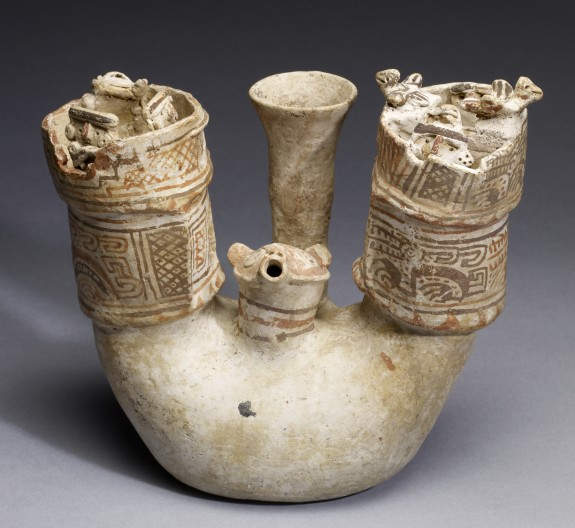 Temple or House Vessel