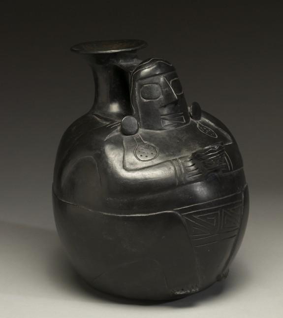 Blackware Vessel