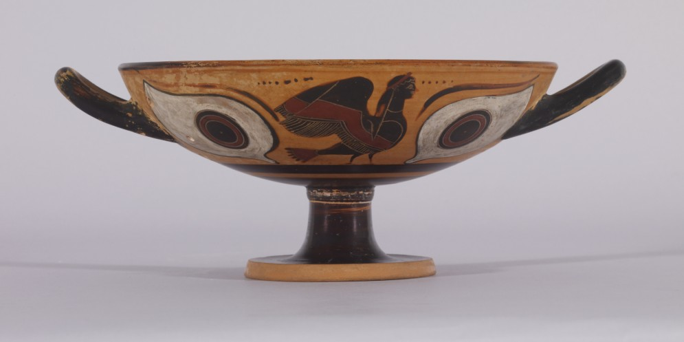 Kylix with Sirens