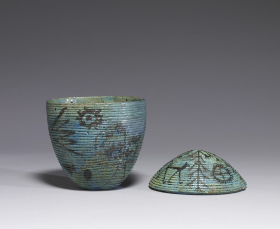 Vessel with Lid