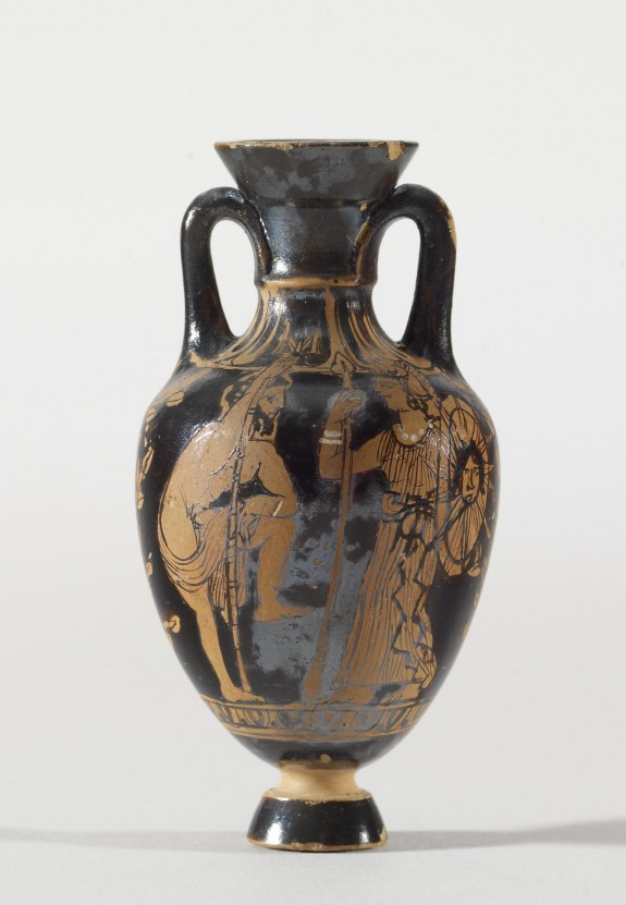 Miniature Panathenaic Amphora