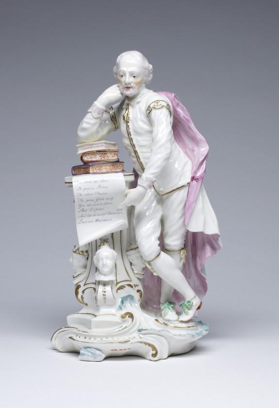 Figure of Shakespeare