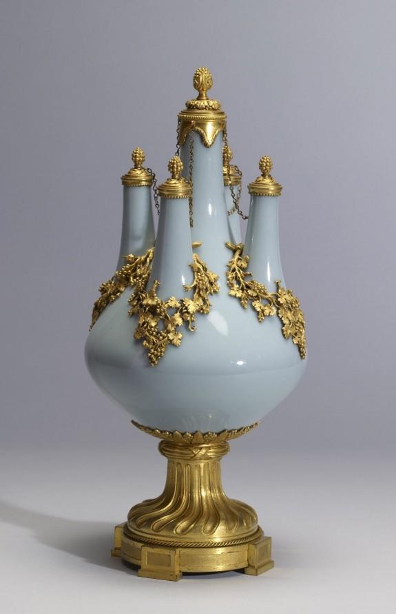 Five-Stemmed Vase
