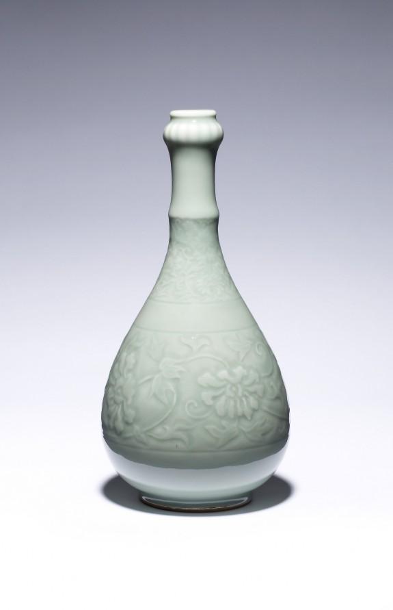 Celadon Vase (
