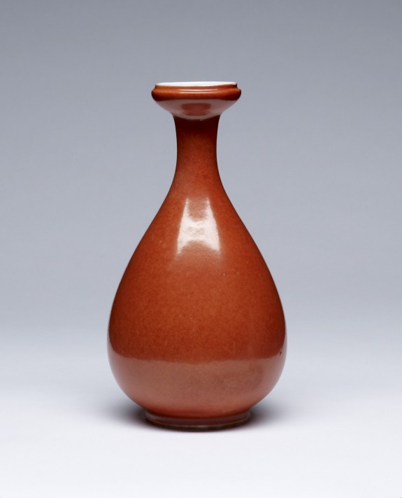 Bottle with Spreading Lip
