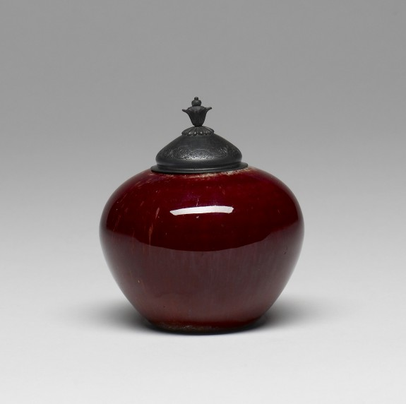 Small Rounded Vase