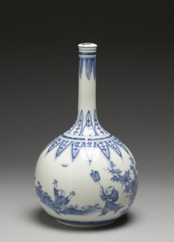 Sake Bottle (