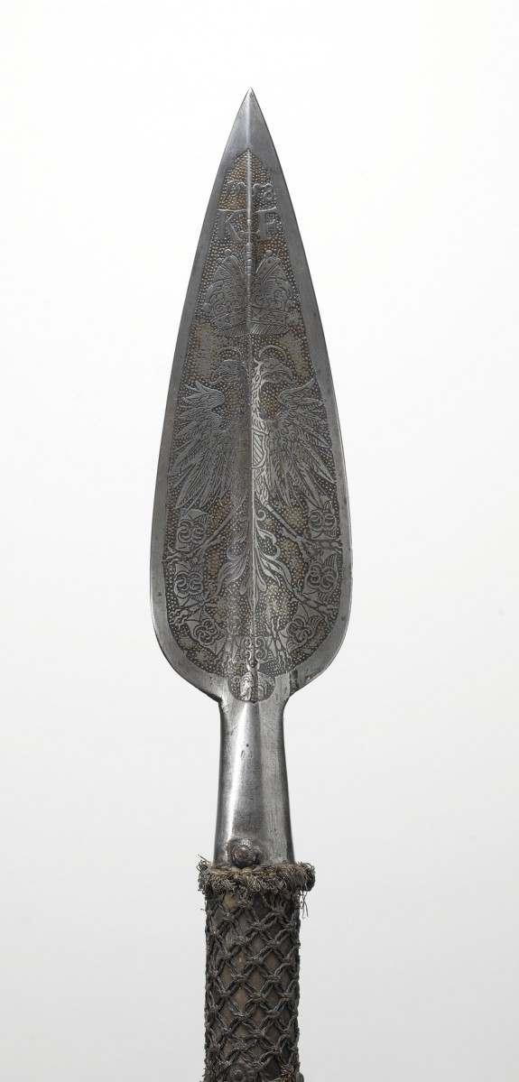 Spear for the Guard of Emperor Ferdinand I
