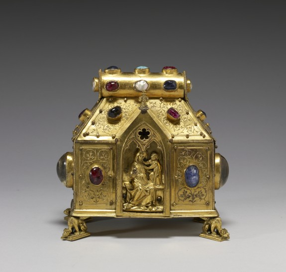Reliquary of the Virgin and Saints