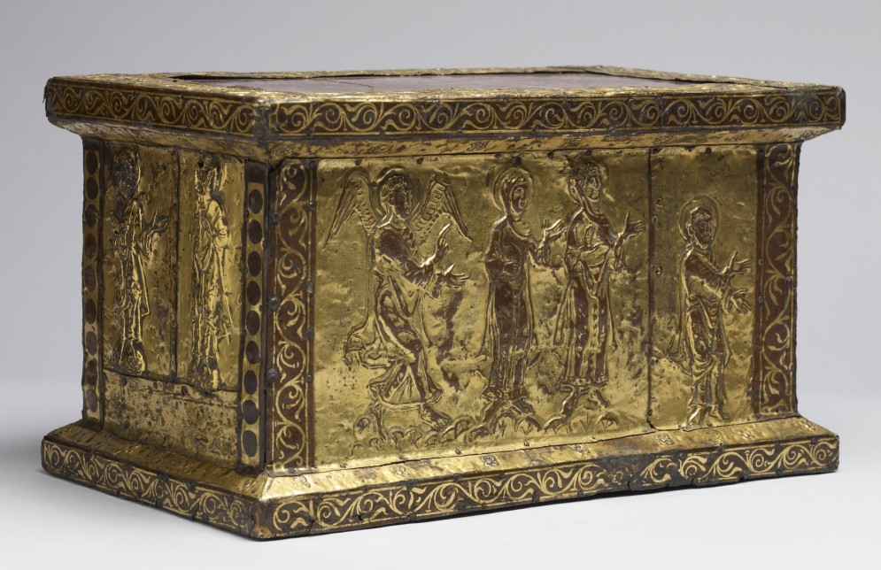 Portable Altar with Scenes of the Life of Christ