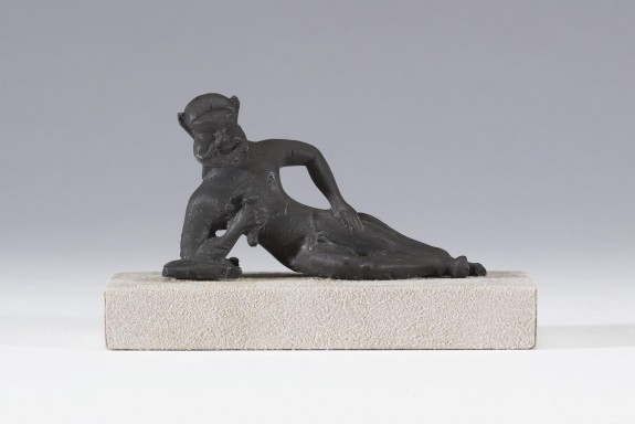 Reclining Figure of Silene