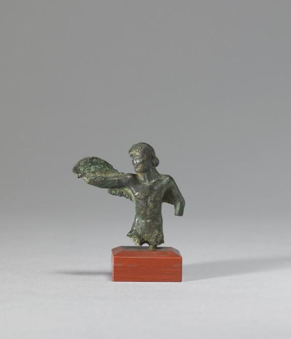 Winged Male Figure Daidalos or Ikaros (?)