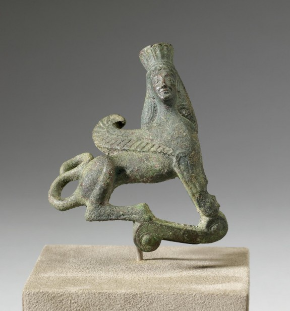 Sphinx Vase Ornament