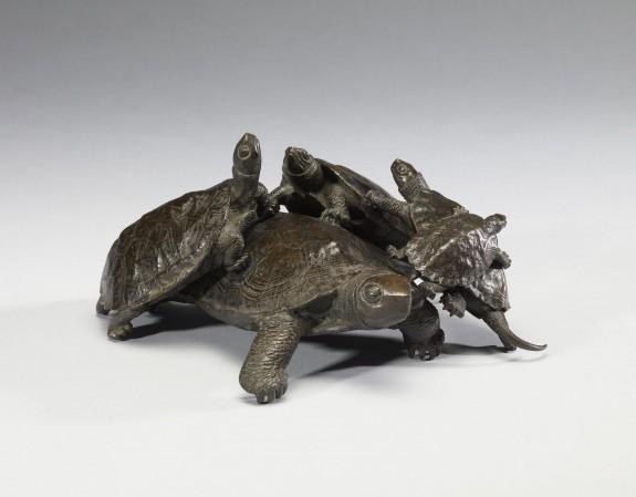 Five Turtles