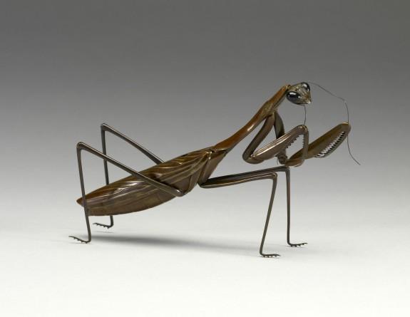 Articulated Praying Mantis