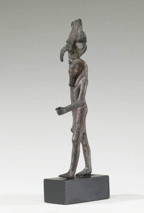 Figure of Thoth-Iah (Moon God)