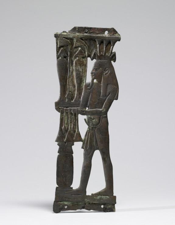 The Nile God Hapy