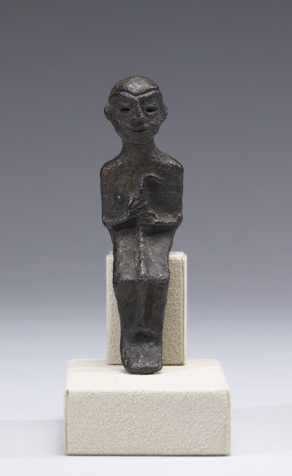 Seated Canaanite
