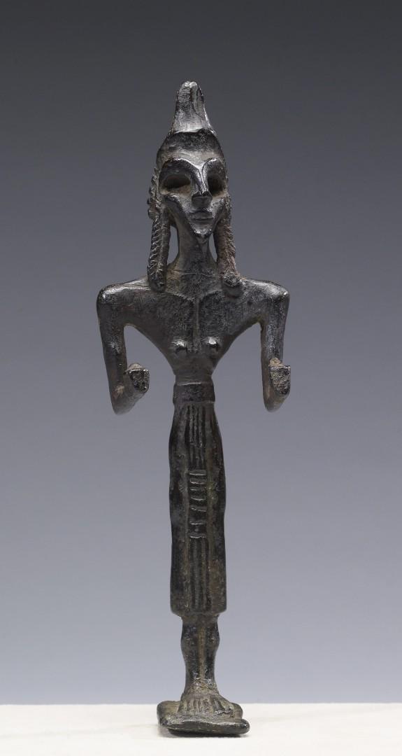 Female Votive Figurine of Anat