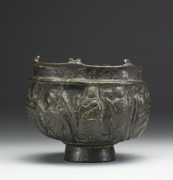 Censer with Scenes from the Life of Christ